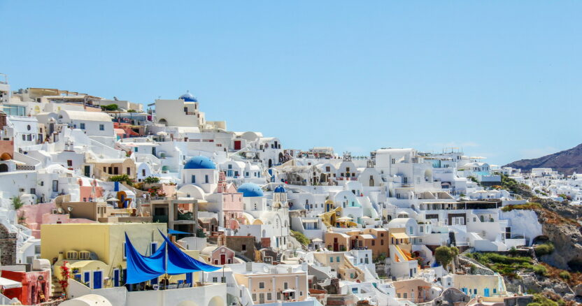 Отдых в Греции для пенсионеров: куда лучше поехать, документы