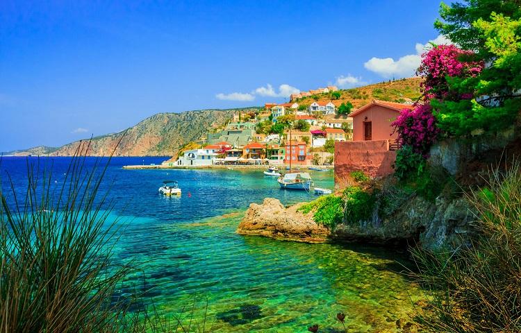 Где отдохнуть на острове Кефалония: пляжи, курорты, развлечения