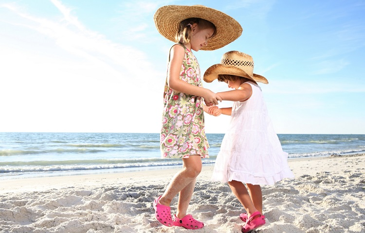 Пляжи острова Родос для отдыха с детьми