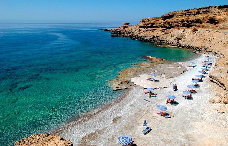 Лучшие нудистские пляжи в Греции