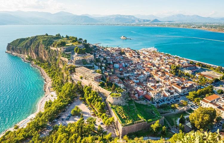 Отдых на Пелопоннесе в Греции: регионы и курорты, популярные места, цены
