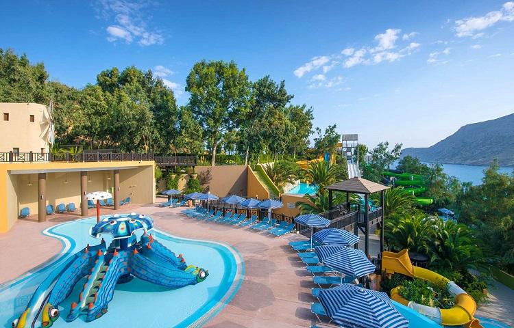 Отели Греции для отдыха с ребенком