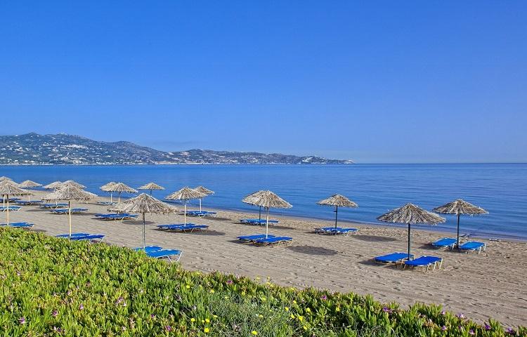 Пляж Амудара на острове Крит