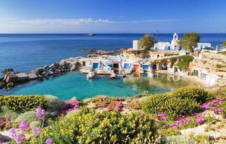Отдых на греческих островах