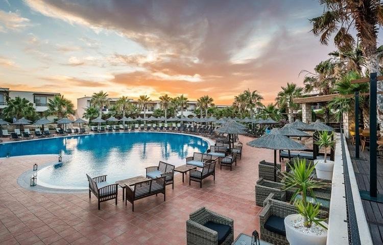 Отели и гостиницы Ираклиона