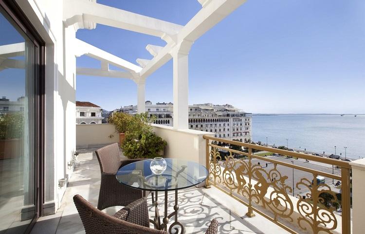 Отели Салоников в Греции
