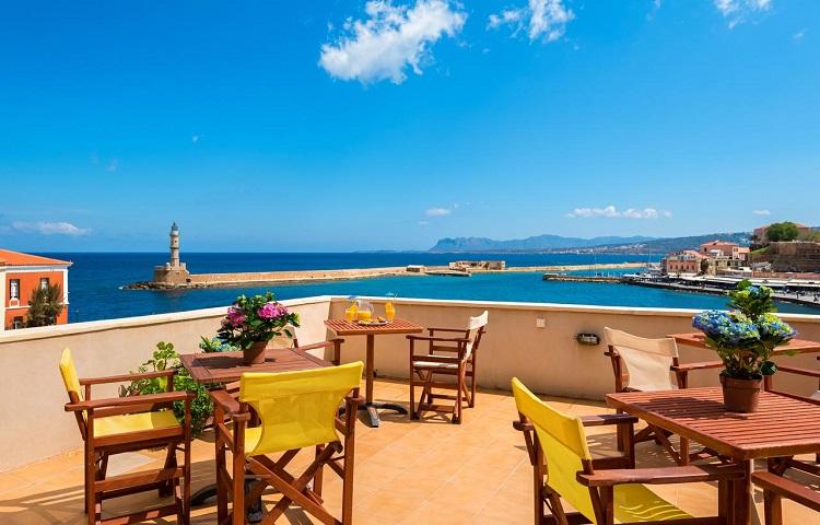 Лучшие отели Ханьи в Греции