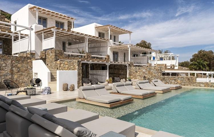 Гостиницы на острове Миконос
