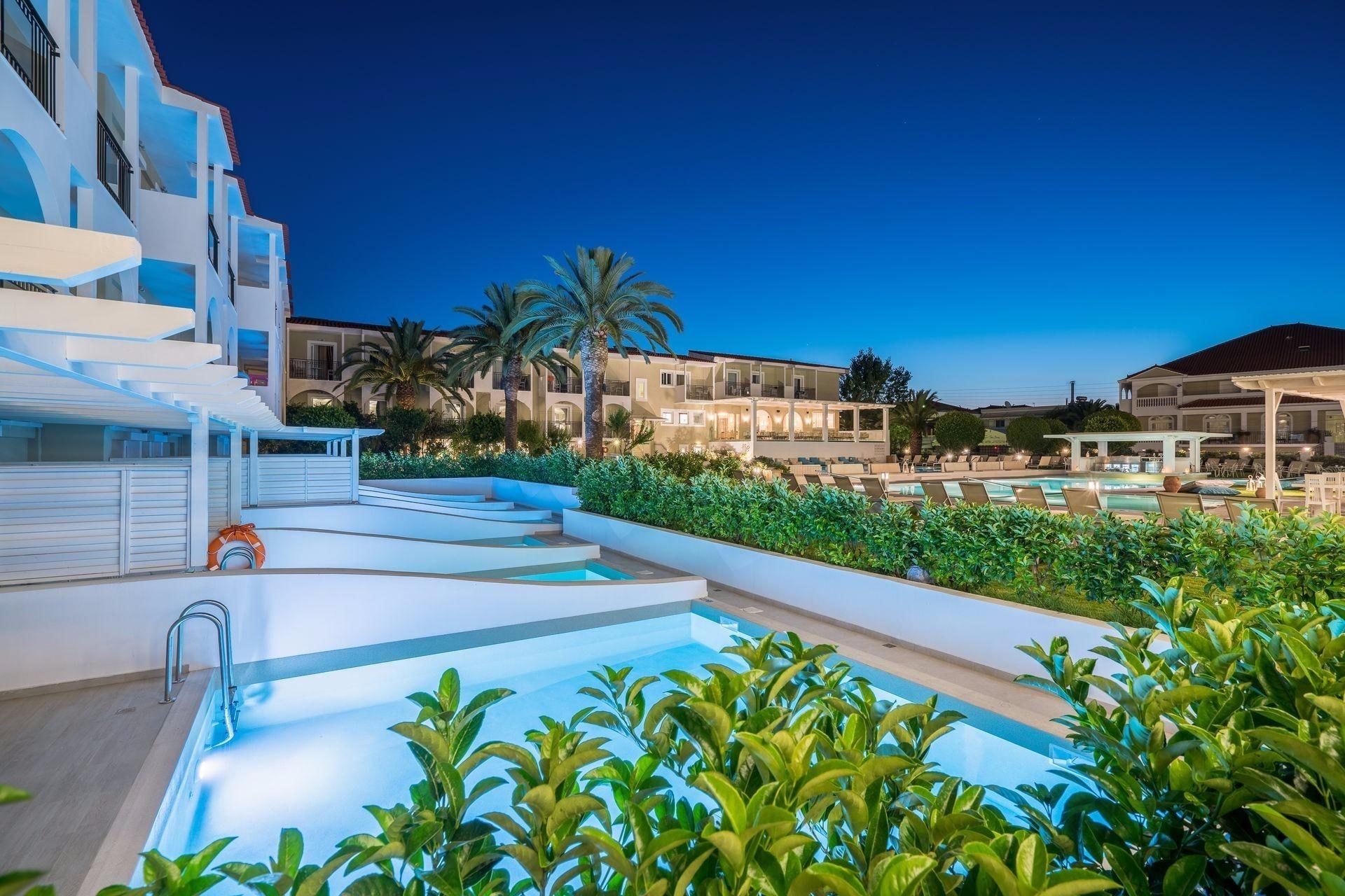 Гостиницы острова Закинтос