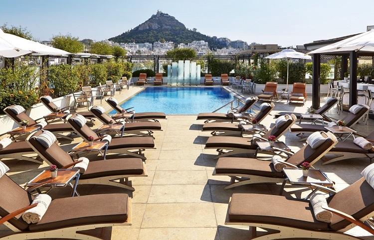 Лучшие отели, гостиницы и хостелы в Афинах в Греции