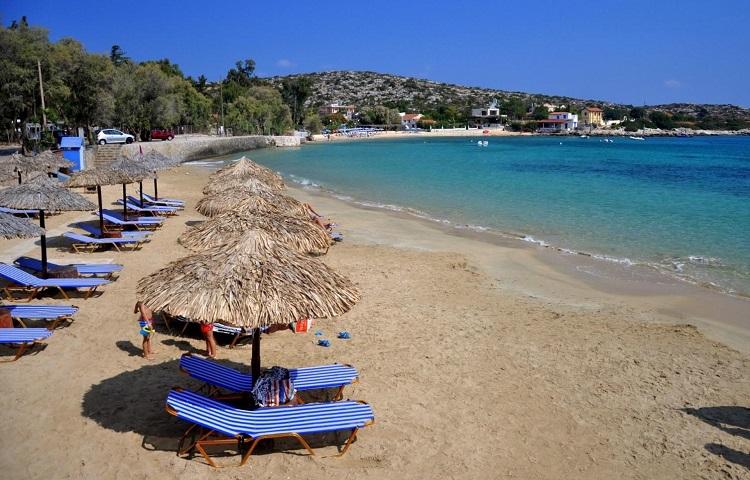 Пляжный отдых в Ханье в Греции