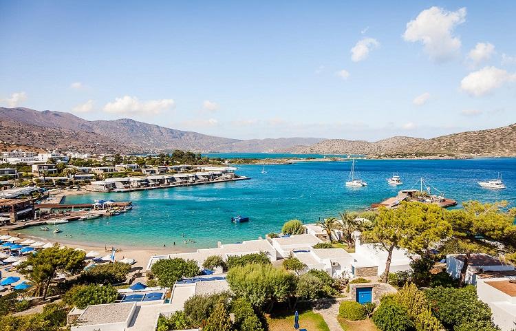 Где отдохнуть в Элунде в Греции