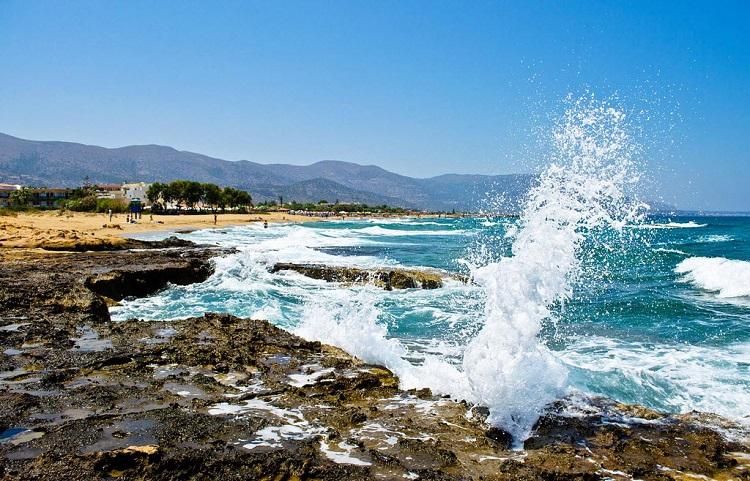 Где отдохнуть в Малье, Греция
