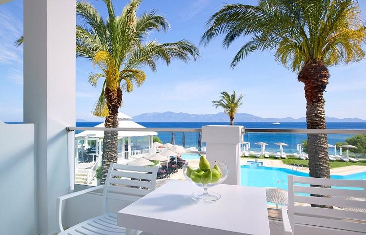 Отели острова Кос в Греции