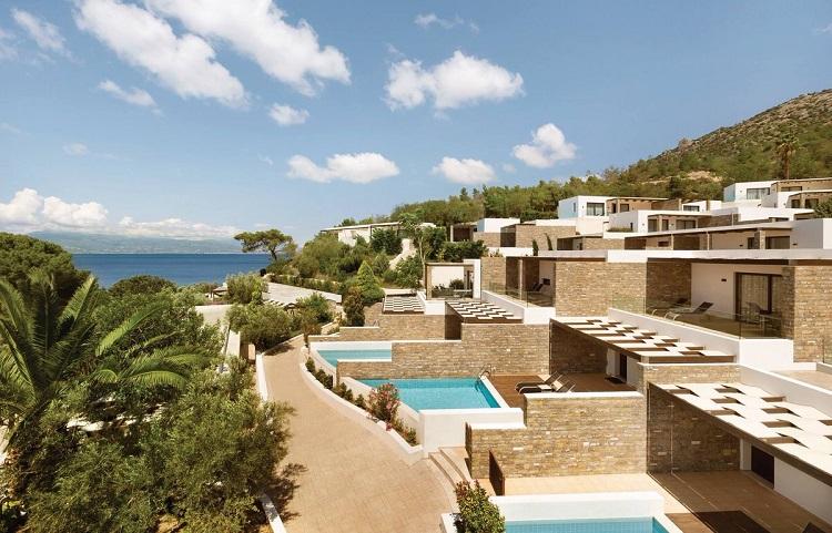 Отели Лутраки в Греции