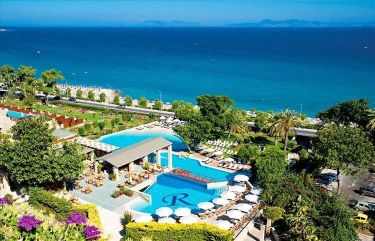 Лучшие гостиницы Родоса