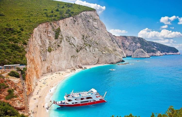 Где отдохнуть на Лефкасе в Греции