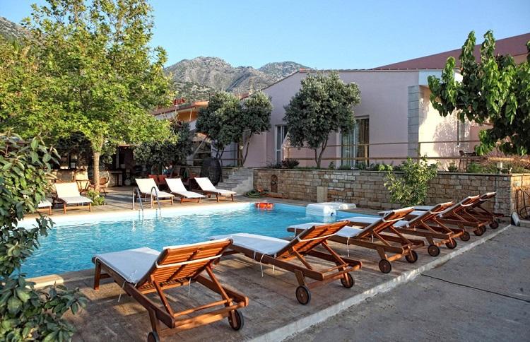 Гостиницы Бали на острове Крит