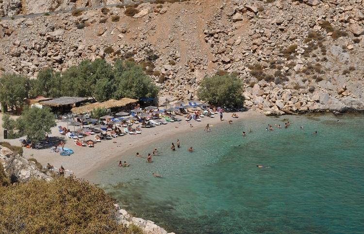 Отпуск на греческом острове Хиос