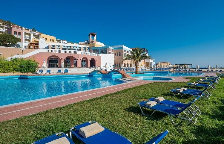 Лучшие гостиницы Крита в Греции