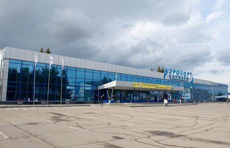 Как добраться до аэропорта Барнаула