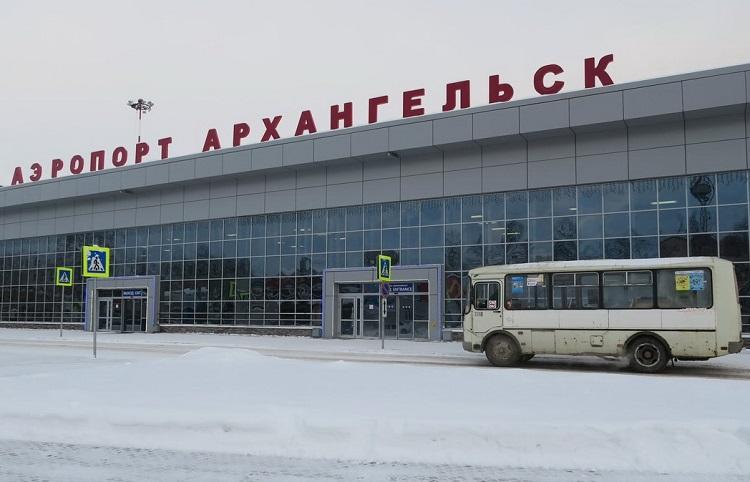 Как добраться до архангельского аэровокзала