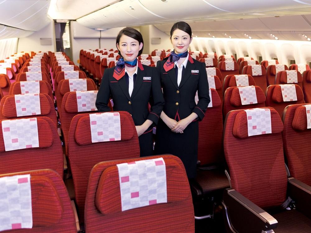 Японская авиакомпания JAL