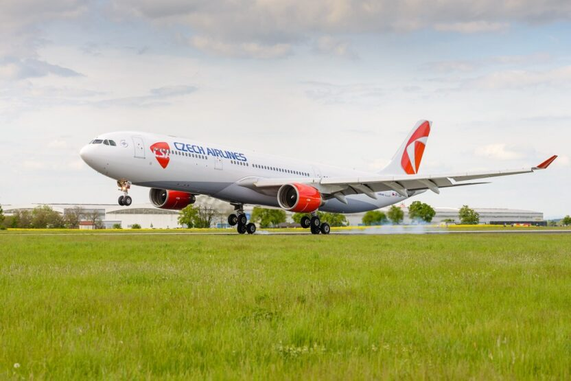 «Чешские авиалинии» планируют возобновить рейсы в Москву