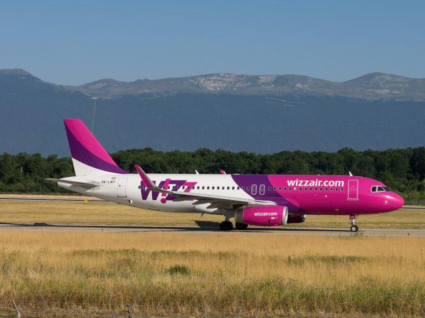 Wizz Air вновь откладывает запуск рейсов из Санкт-Петербурга в европейские страны
