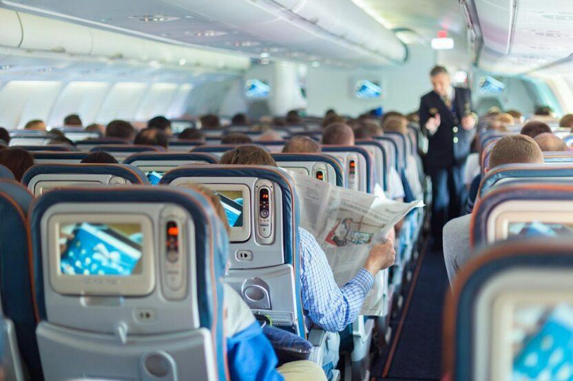 Авиакомпании России обязали устанавливать видеокамеры в самолётах