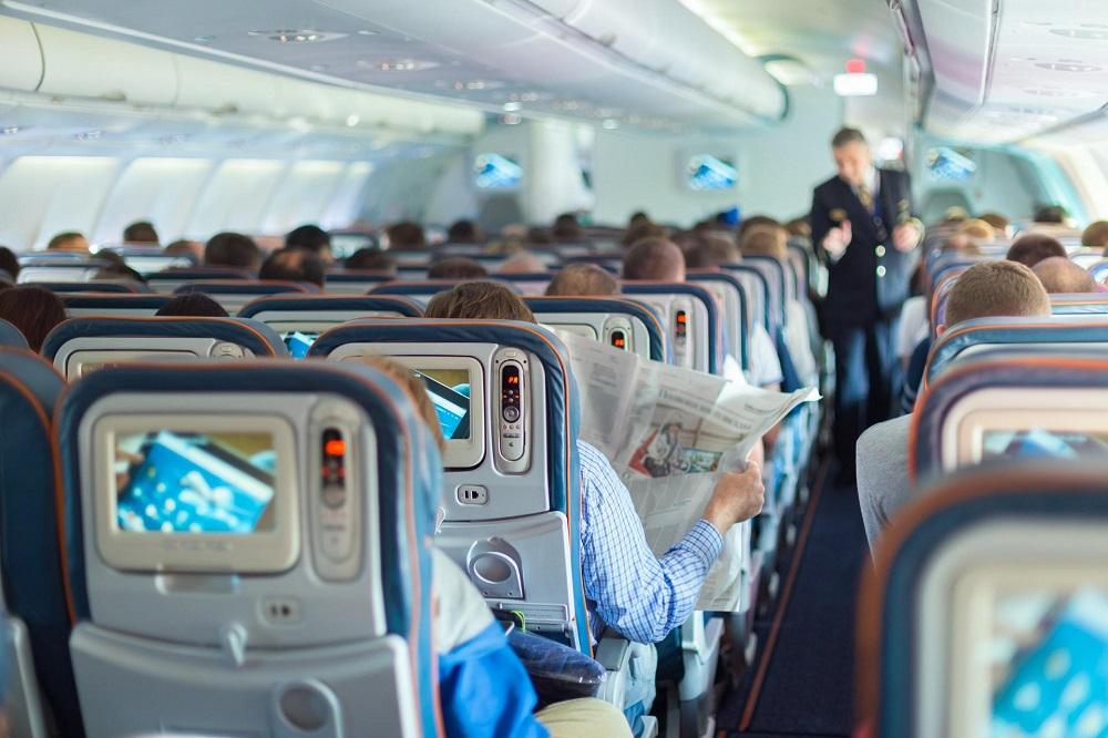 Авиакомпании РФ обязали устанавливать видеокамеры в самолетах