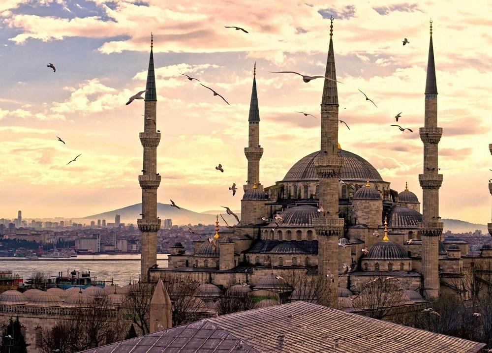 Авиабилеты на самолет в Турцию
