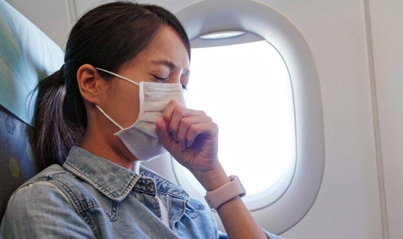 Как не заразиться коронавирусом в самолете: правила перелета