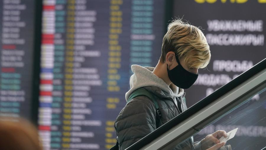 В столичных аэропортах изменили расписание 24 рейса