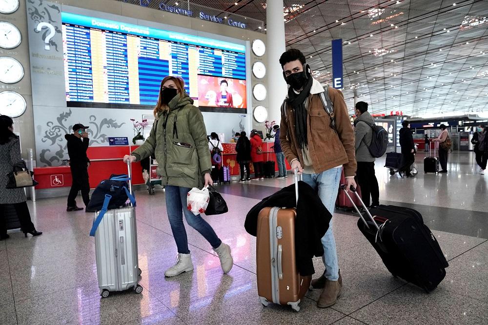 Как работают аэропорты во время коронавируса