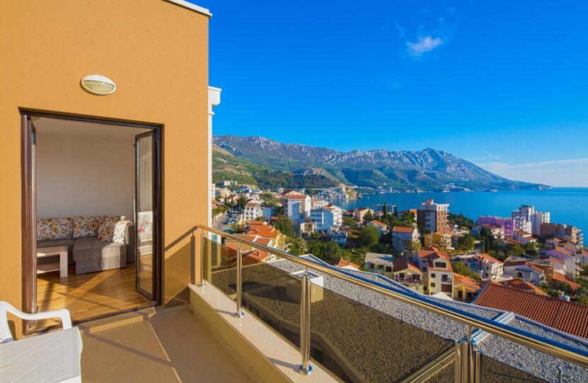 Как выбрать и снять апартаменты для отдыха в Черногории