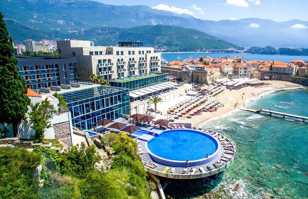 Лучшие отели в Черногории