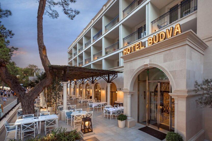 Лучшие отели в Будве, Черногория: расположение, сервис и услуги, цены