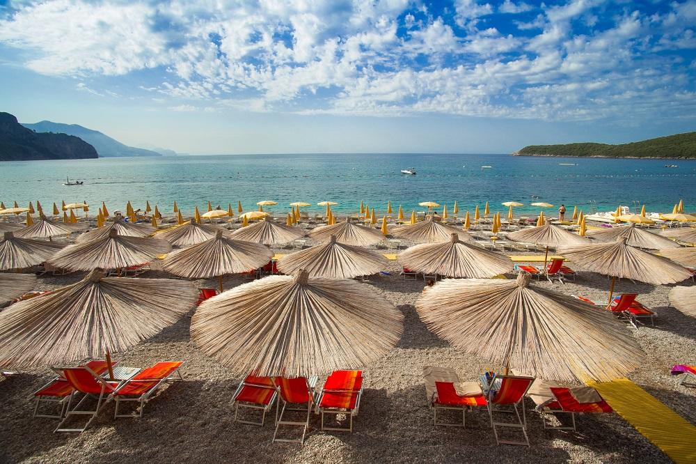 Лучшие места для отдыха на море в Черногории