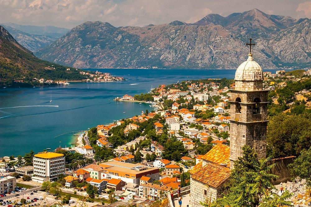 Отдых в городе Котор, Черногория