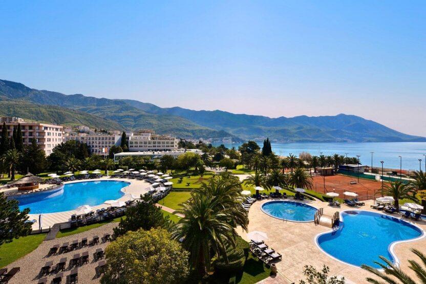 Отели курорта Бечичи, Черногория: расположение, сервис и услуги, цены