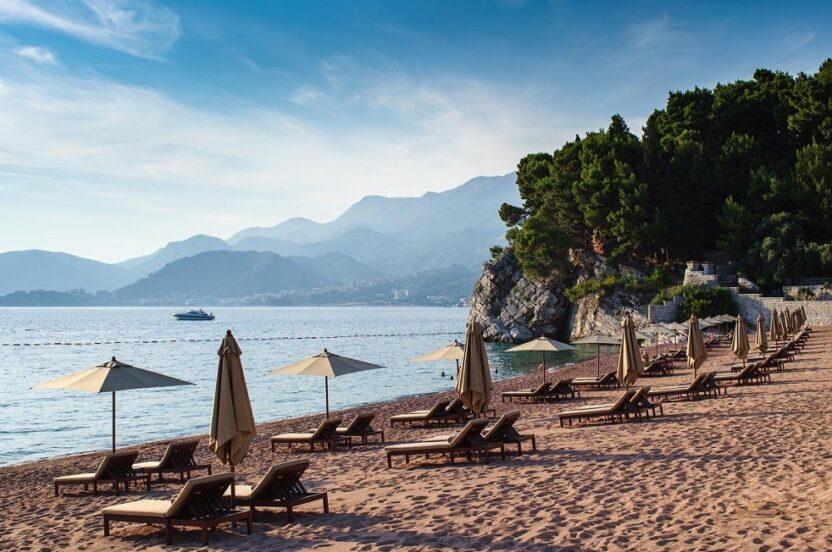 Лучшие пляжи Черногории для отдыха
