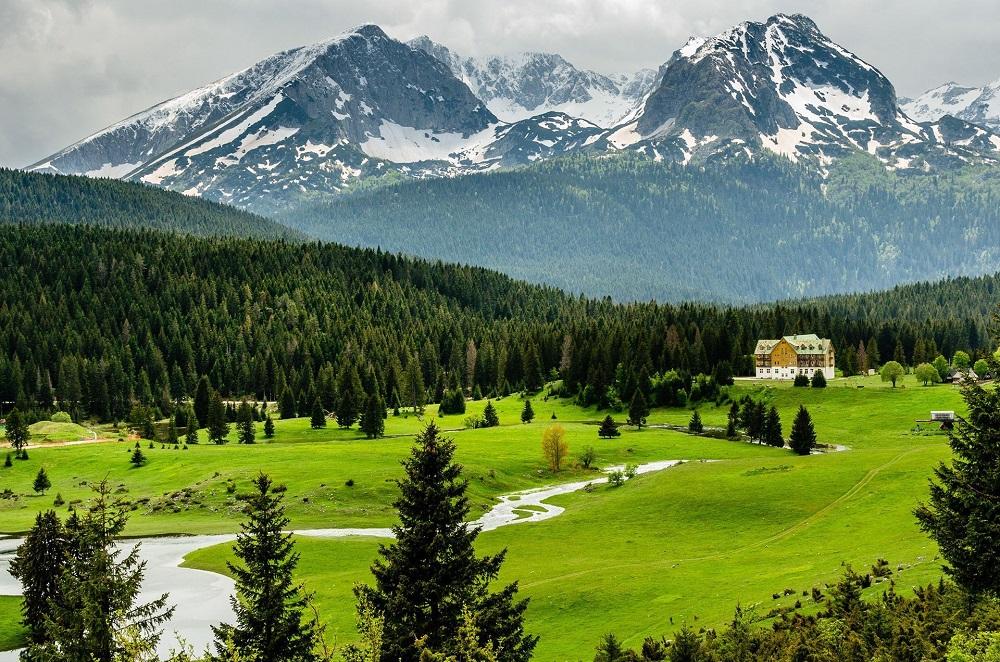 Отдых на горнолыжном курорте Жабляк, Черногория
