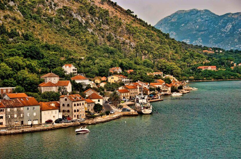 Обзор курорта Доброта в Черногории