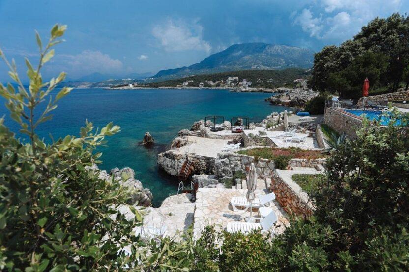 Особенности отдыха на курорте Утеха в Черногории