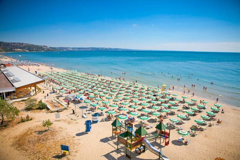 Лучшие курорты Болгарии для отдыха на море