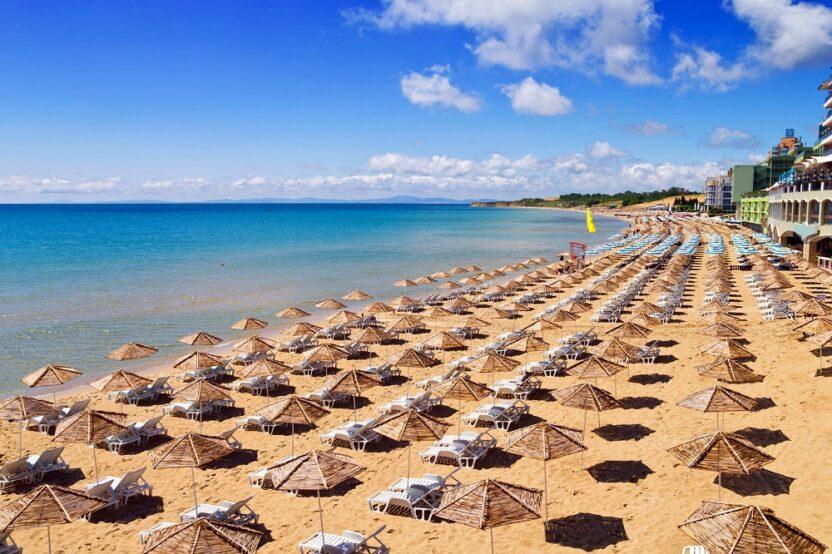 Обзор лучших пляжей Болгарии