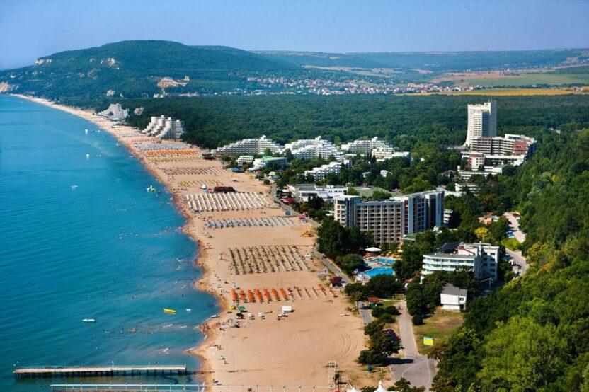 Отдых в Албене в Болгарии: пляжи, развлечения, жилье, цены