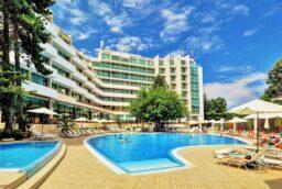 Отели в Золотых Песках, Болгария: расположение, сервис, стоимость