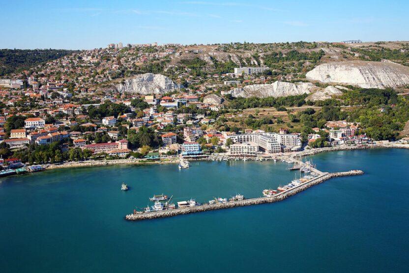 Обзор черноморского курорта Балчик в Болгарии